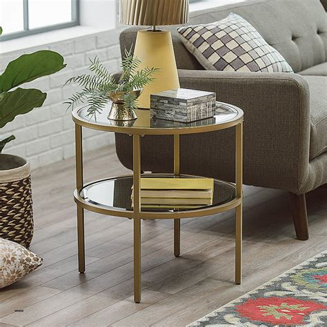 Hollyhome modern round side table set of 2, contemporary accent coffee and snack end table with metal frame. 10 Belham Living Lamont Coffee Table Chrome Photos