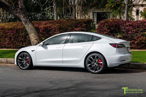 Get Tesla 3 T-Sportline Background