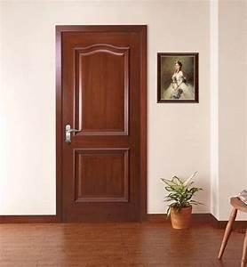 Porte de chambre en bois pas cher armoire chambre wenge for Chambre à coucher adulte moderne avec porte fenetre pvc 4 vantaux