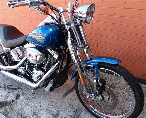 Davidson Front End by 2006 Harley Davidson Fxsts Softail Springer Supercycles