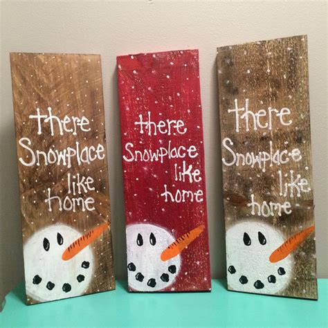 pin  shelly hawkins  pallet signs wooden christmas