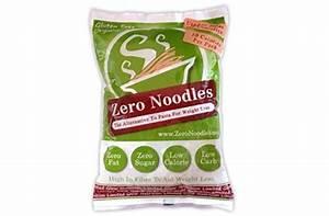 Low-calorie snacks - Zero Noodles - goodtoknow