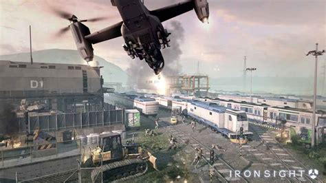 Is Ironsight PS4 Coming Out This Year? - PlayStation Universe
