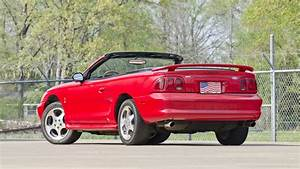 1997 Ford Mustang Cobra Convertible | S154 | Salmon Brothers Collection 2012