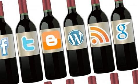 transfert si鑒e social association vino e social media vino italiano