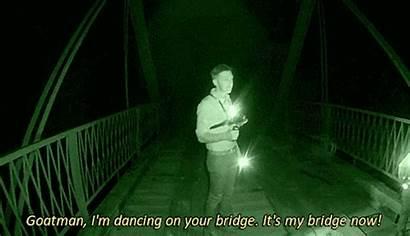 Goatman Bridge Shane Ryan Luck Bad Krampus