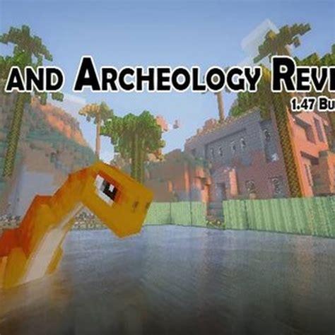 Minecraft fossil archeology mod 1 5 1 download