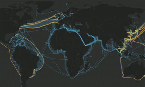 Як дротовий інтернет сполучає континенти   Пабліш Україна