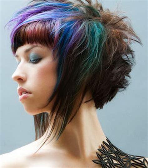 Fryzury Eleganckie Krótkie Włosy