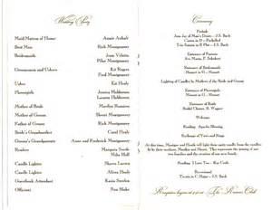 wedding reception program wedding reception program philippines wedding invitation sle