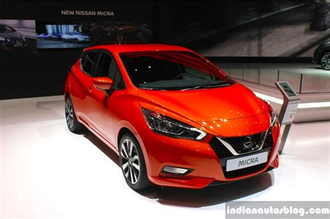 2019 Nissan Micra by Nissan Micra 2019 Car Model 2019