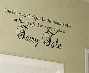 Fairy Tale Quotes About Love. QuotesGram