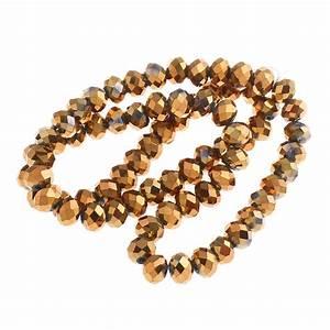 Tapeten Entfernen Gerät : 20 tschechische kristall glasperlen facettiert 8mm fire polished gold braun x51 ebay ~ Orissabook.com Haus und Dekorationen