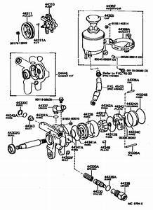 Vane Pump  U0026 Reservoir  Power Steering  For 1983