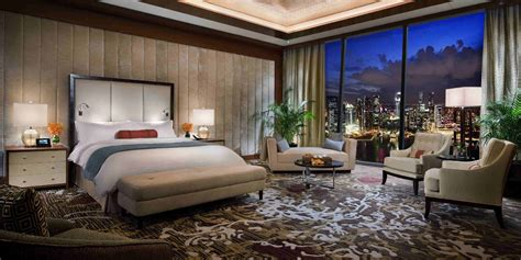 presidential suite  marina bay sands singapore hotel