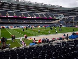 soldier field section 141 seat views seatgeek