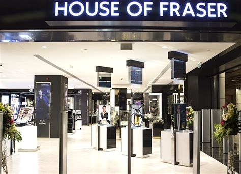 Win With House Of Fraser  Abu Dhabi Confidential