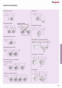 Esquema Simples Para Liga U00e7 U00e3o Paralela De Lampadas By