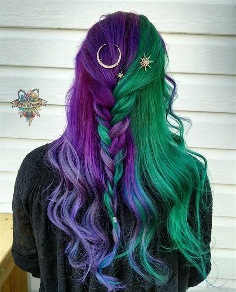 Pin By Colleen Wuest On Hair Color Dyed Hair Hair