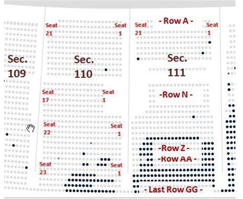 pittsburgh steelers seating chart heinz field seat views