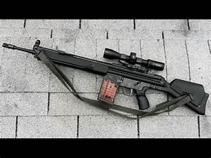 HK-G3, PTR 91 HK 91 Slow motion - YouTube  G3