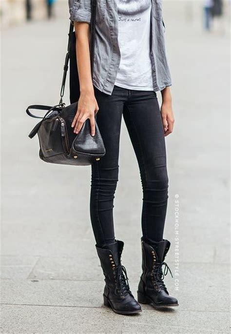 Combat boots. | My Style | Pinterest