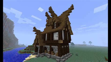 small medieval house tutorial minecraft youtube