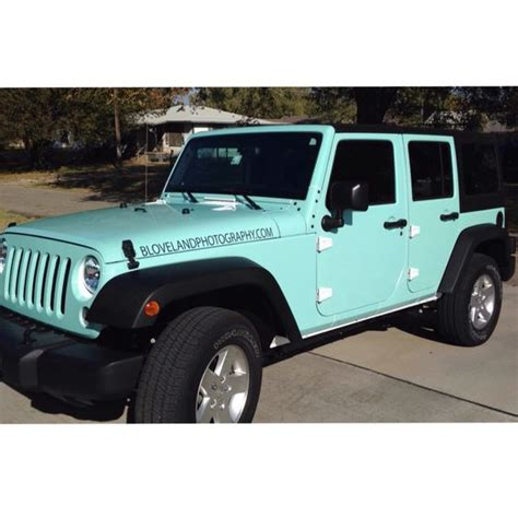 jeep wrangler turquoise www blovelandphotography com has a new turquoise blue jeep