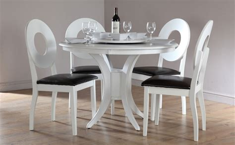 round kitchen table with 4 chairs round dining tables for 4 chairs set eva furniture