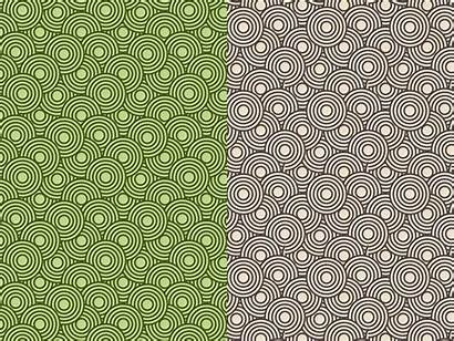 Circle Patterns Vector Circles Overlapping Freevector Graphics