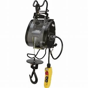 Bannon Compact Electric Cable Hoist  U2014 500