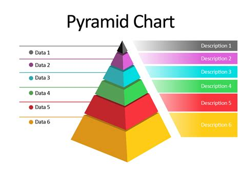 Pyramid Vector Chart Download Free Vectors Clipart