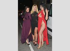 Chloe Ferry and the Geordie Shore girls stumble about and