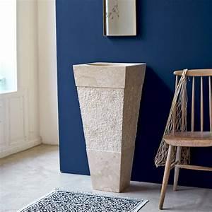 vasque sur pied marbre vasques modele square cream chez With salle de bain design avec vasque en marbre sur pied
