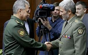 Russian defense minister hails teamwork with Iran in Syria ...