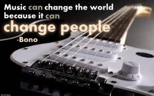 Quote Music Can Change the World
