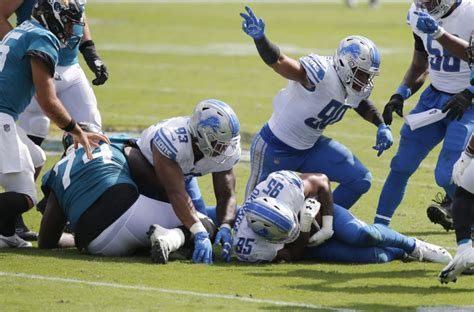 Simplification key to the Detroit Lions improved run defense