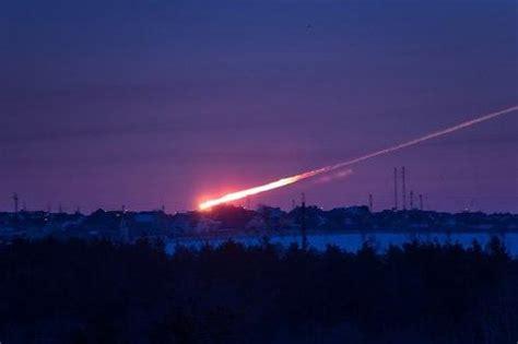 Watch Amazing Meteor-Like Object Over Russia's Murmansk ...
