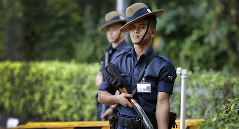 Singapore Reinforces Security After String Of Explosions
