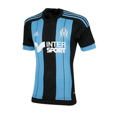 maillot om exterieur 2015 maillot om ext 233 rieur 2015 16 adidas styl foot