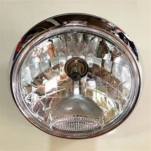 Lampu Depan Headlamp Reflektor Vixion Bulat  Vixion Old