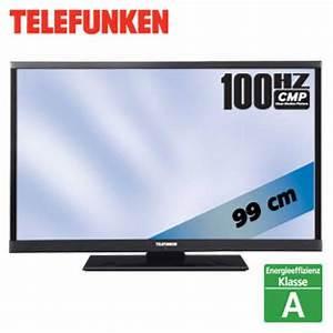 Tv 39 Zoll : telefunken 39 zoll fullhd led tv d39f185n3 99 cm von real ~ Whattoseeinmadrid.com Haus und Dekorationen
