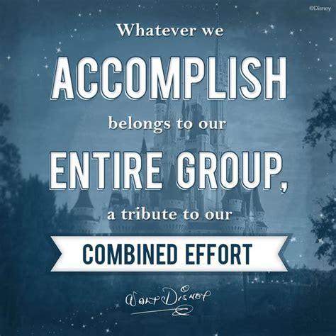 accomplish belongs   entire walt disney