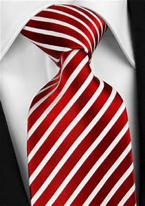 Rot Weiß Gestreift : handvern hte krawatte aus seide rot weiss gestreift ~ Markanthonyermac.com Haus und Dekorationen