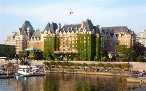 The Empress Hotel  Victoria, British Columbia  Atlas Obscura