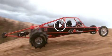 hp mad duramax  sand rail flying    mt