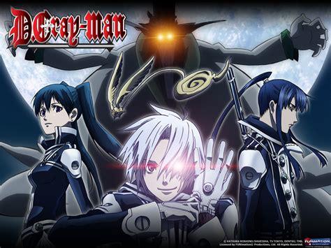 foto de D Gray man Anime TV Download Anime Anime World