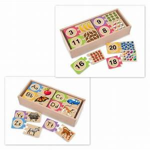 melissa doug self correcting number puzzle and self With melissa and doug self correcting letter puzzle