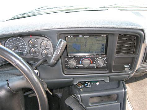 gmc sierra hd interior