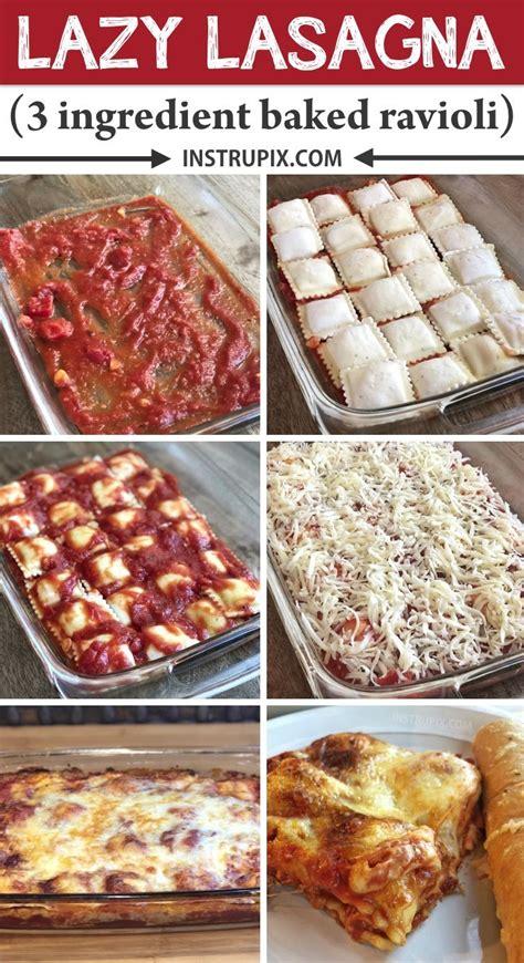 easy ravioli bake recipe crafty 2 the core diy galore